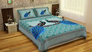 jaipuri bed sheets