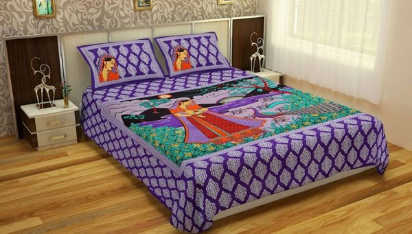 double bed sheet combo offer