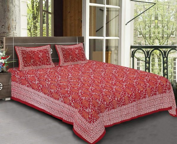 bed sheet design ideas