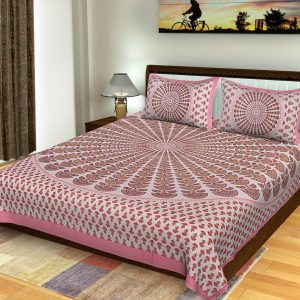 king size bed sheets bombay dyeing