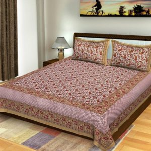 double bed sheet combo offer online