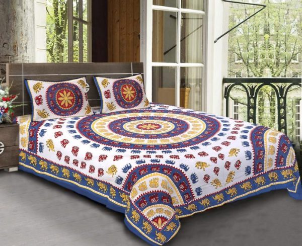 king size bed sheets size