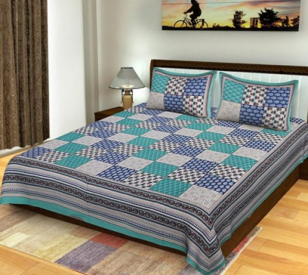 cotton bed sheets bombay dyeing