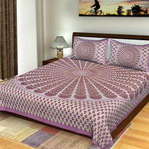bedsheets double bed