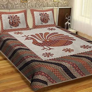 king size bed sheet cotton
