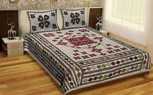 bedsheets for double bed