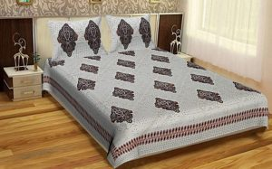 bed sheets full cotton