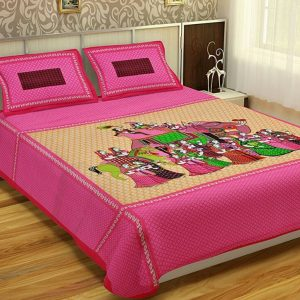 Cotton king size bed sheets