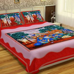 Cotton kingsize bedsheets