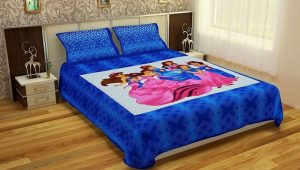 Kingsize bedsheet cotton