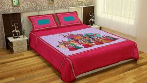 Queen size sheets with pillow
